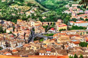 Cosenza, Calabria, Italia