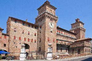 Ferrare, Emilie-Romagne, Italie