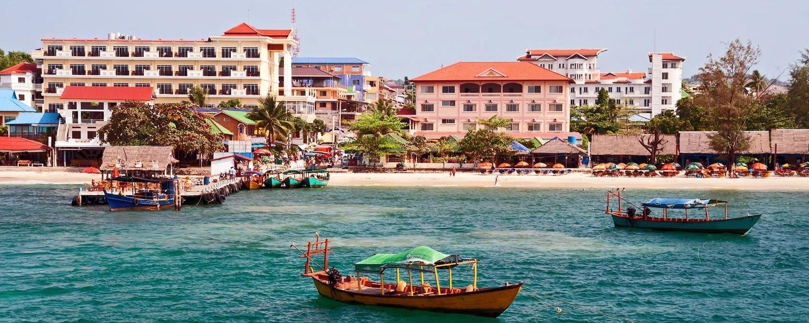 Asie; Cambodge; Sihanoukville;