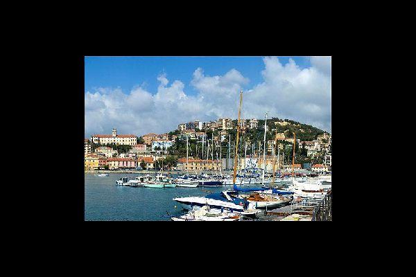 The coastal town owes its name to the Impero River that runs through it.