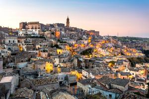 Europe; Italie; Basilicate; Matera;
