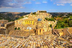 Raguse, Sicile, Italie,