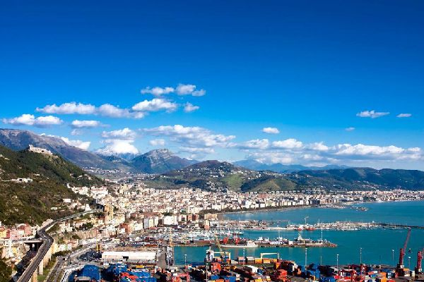 Salerno is the capital of the province of Campania.