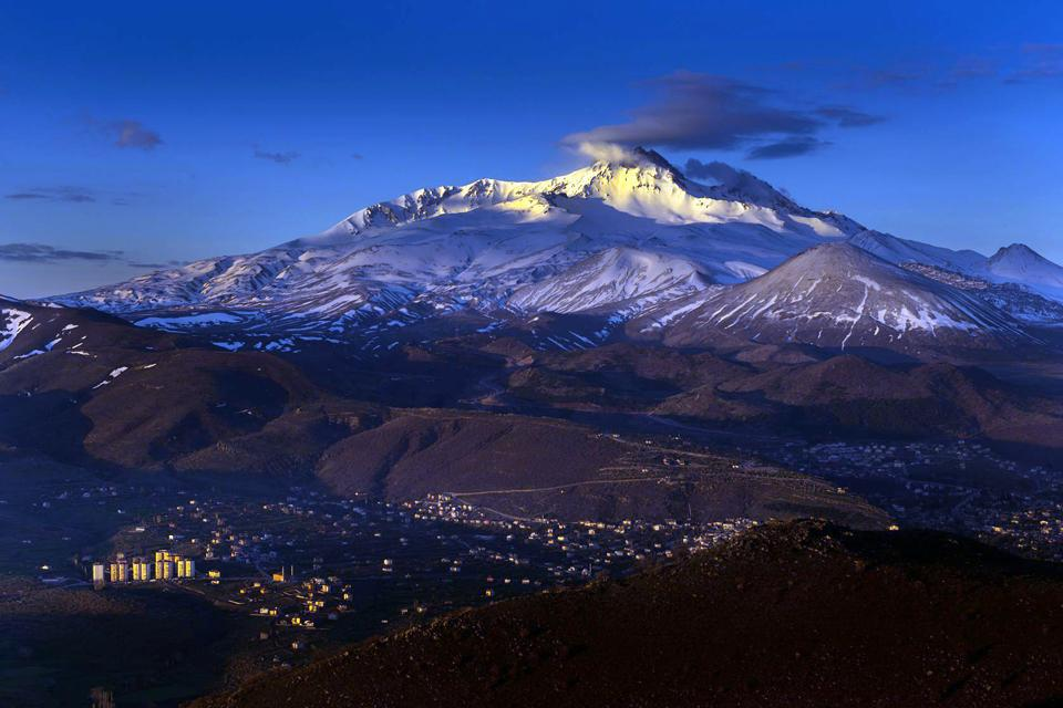 Kayseri, the capital of Cappadocia is best known for being the most visited city in the region.  Cappadocia, which means