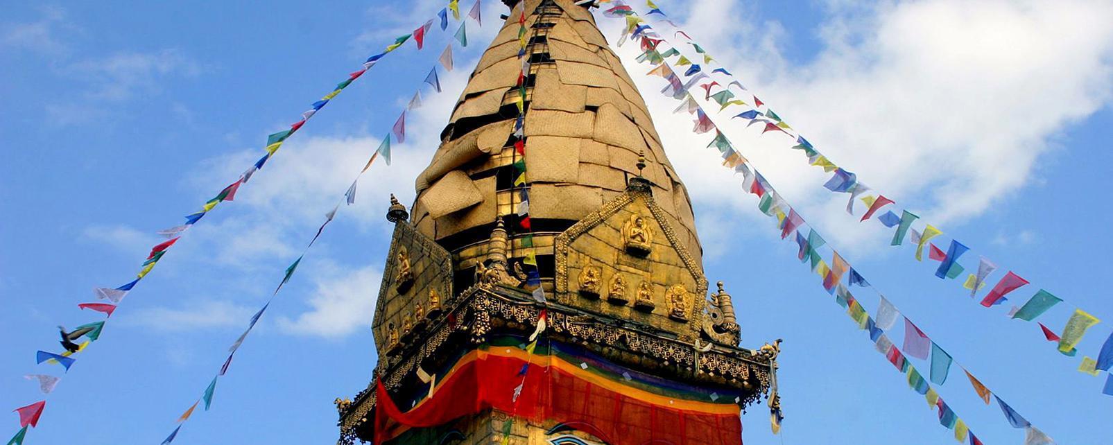 Asie; Népal; Katmandou;