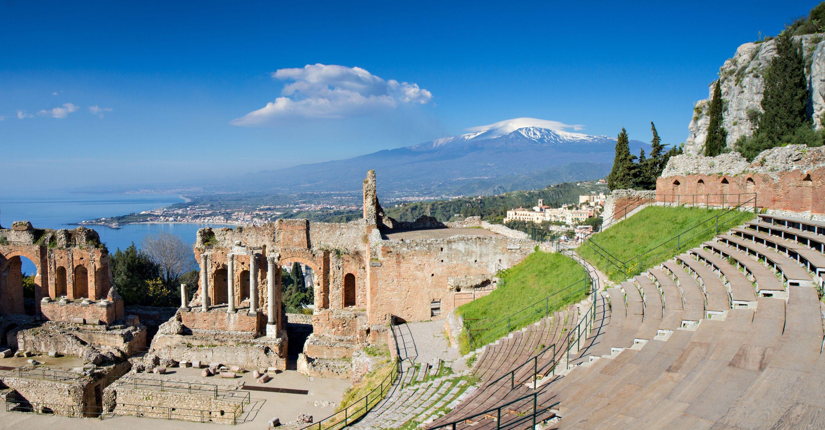 Weather forecast taormina in october best time to go for Taormina sicilia