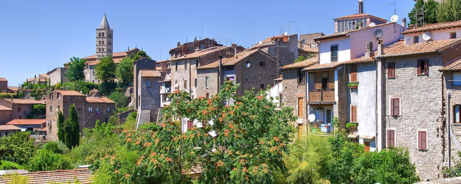 Europe; Italie; Latium; Viterbo;