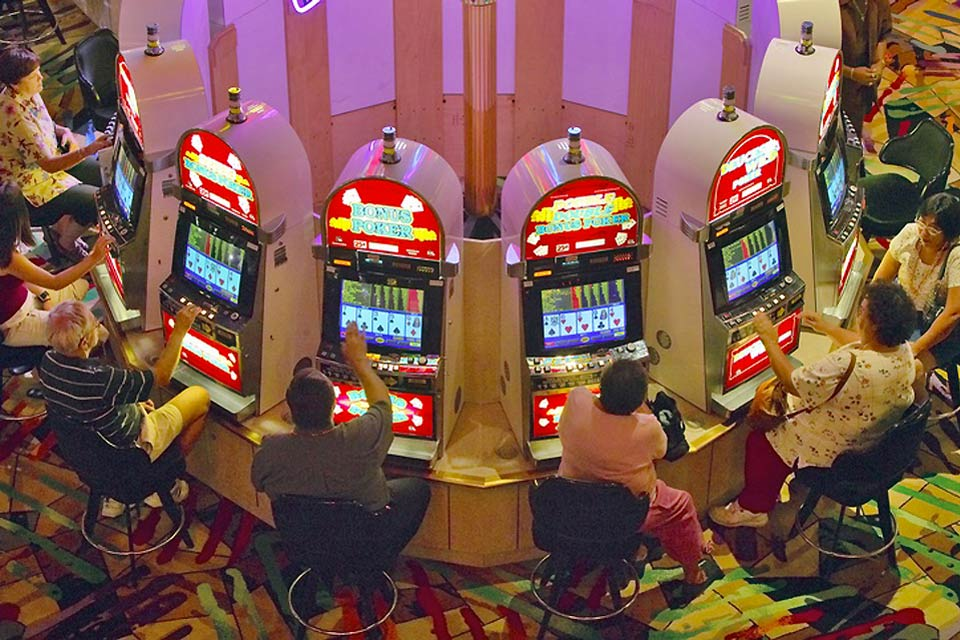 Las Vegas is the world's most famous gambling city