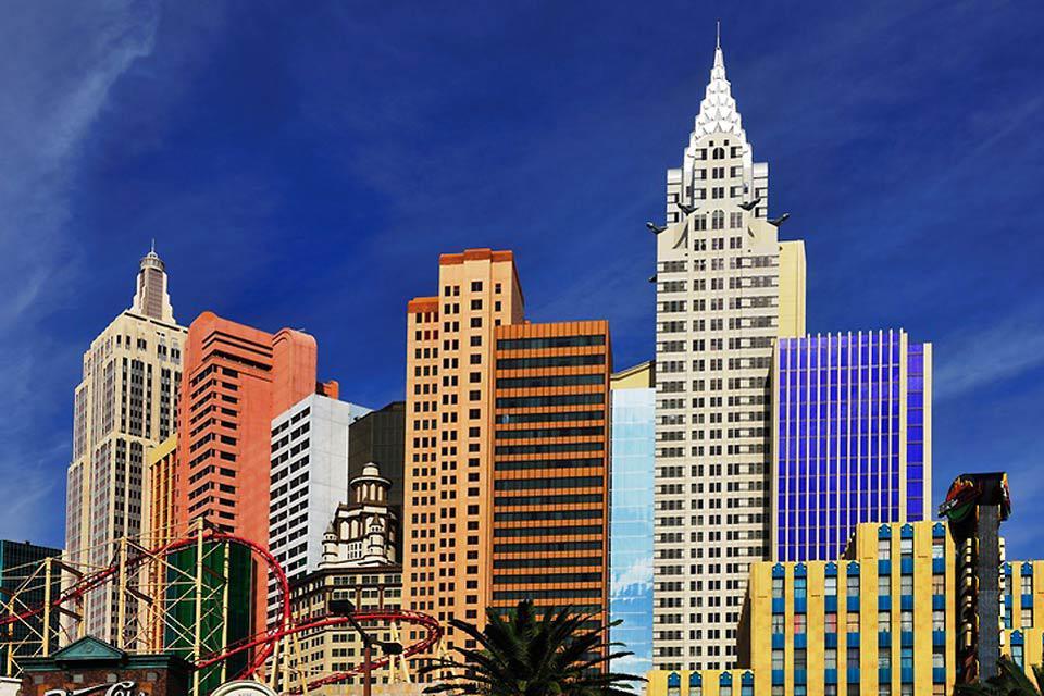 Las Vegas is the ultimate tourist resort