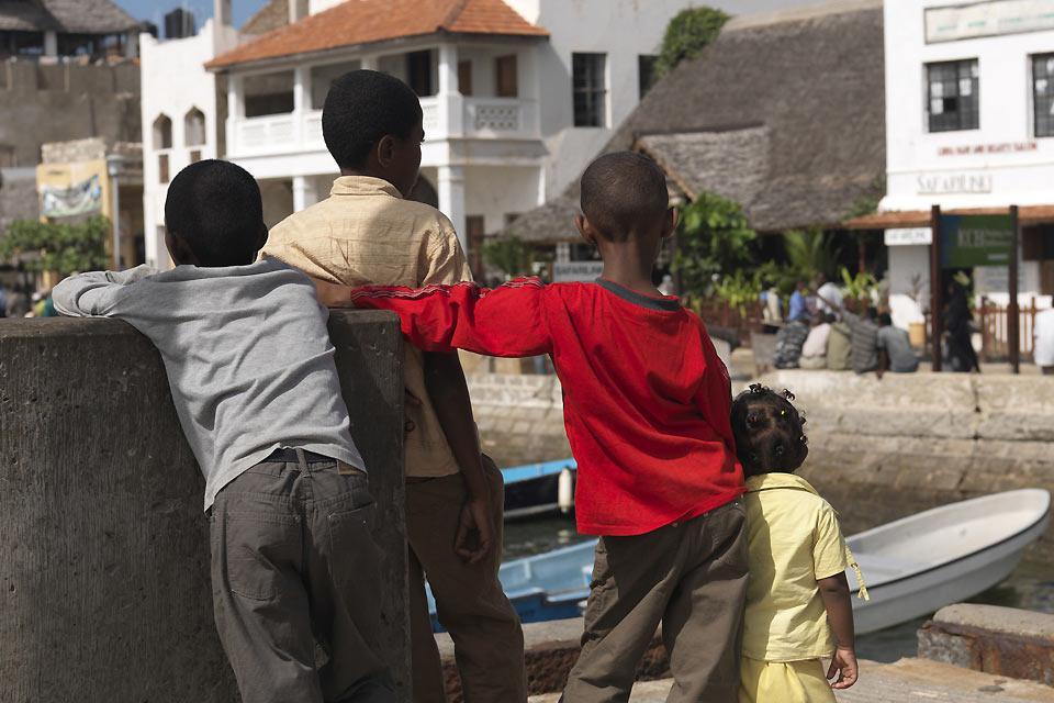 Lamu è una città swahili.