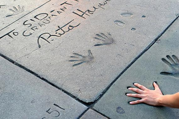 Los Angeles : Hollywood Boulevard, Los �ngeles - Estados Unidos