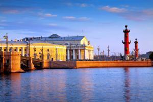 Europe; Russie; St Pétersbourg;
