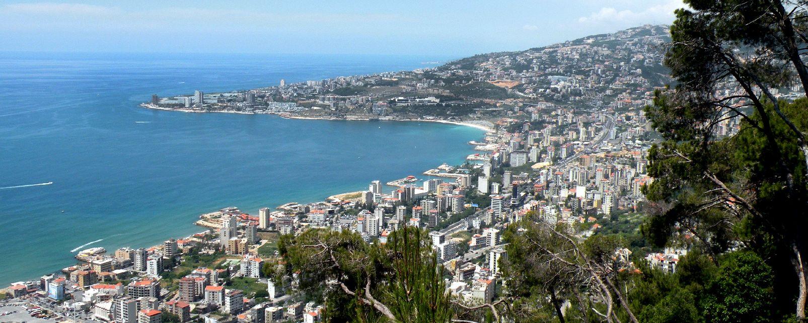 Moyen-Orient; Liban; Jounieh;