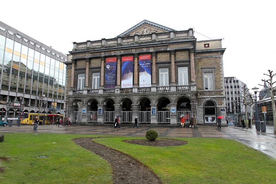 In diesem Theater werden zahlreiche Aufführungen, Konzerte und Opern für alle Musikvorlieben inszeniert.