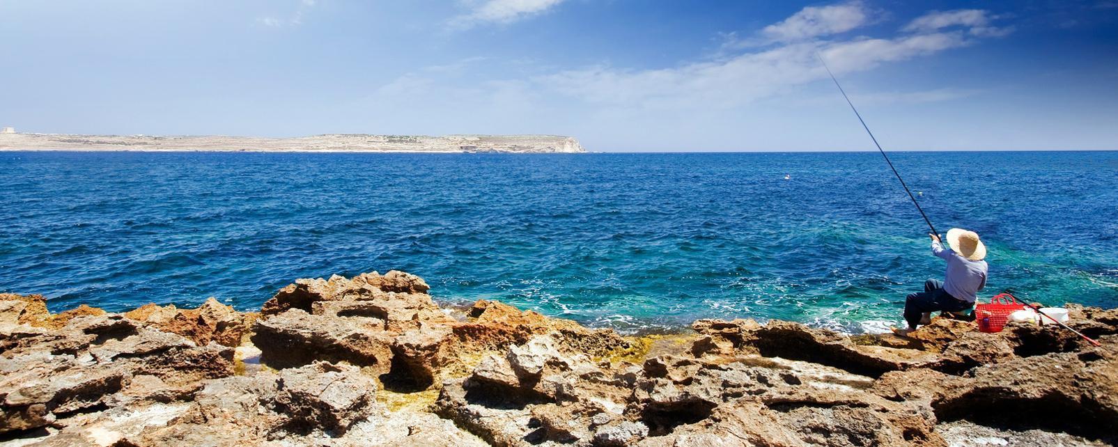 Europe; Malte; St Paul's Bay;