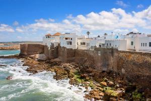 Afrique; Maroc; Asilah;