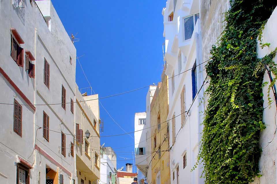Die kleine, etwa vierzig Kilometer südlich von Tanger gelegene Stadt Asilah bietet den Urlaubern einen ruhigen und erholsamen Besuch innerhalb der befestigten Stadtmauern aus dem 15. Jahrhundert. Hoch oben von den breiten, ockerfarbenen, von zwei Bollwerken umgebenen Mauern aus können Sie das Meer, die Medina und die von weißen Häusern gesäumten Sträßchen der Stadt bewundern. Da Asilah ein beliebter ...