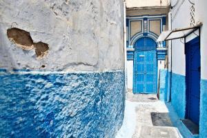 Afrique; Maroc; Salé;