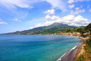 Caraïbes; Caraibes; Martinique; St Pierre;