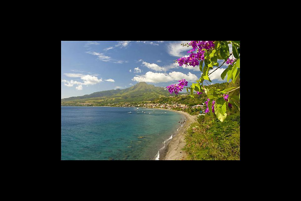 Die Tauchgebiete mit Wracks an Meeresgrund befinden sich im Nordwesten der Reede von Saint-Pierre. Hierbei handelt es sich um die schönsten Taucherorte von ganz Martinique.