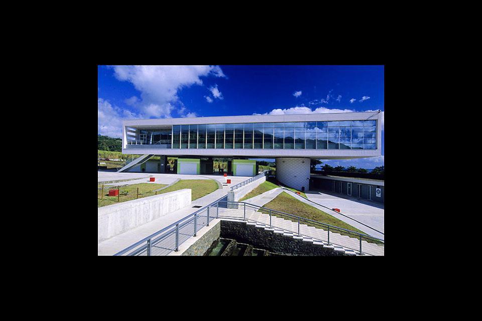 """Das Wissenschaftszentrum """"Centre de découverte des sciences de la Terre de Saint-Pierre (CDST)"""" ist vor allem ein pädagogisches Zentrum, in dem man sehr viel über die Funktionsweise unseres Planeten erfahren kann."""