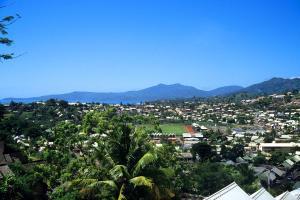 Océan Indien; Mayotte; Mamoudzou;