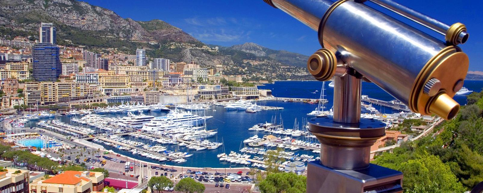 Europe; Monaco; Monte-Carlo;