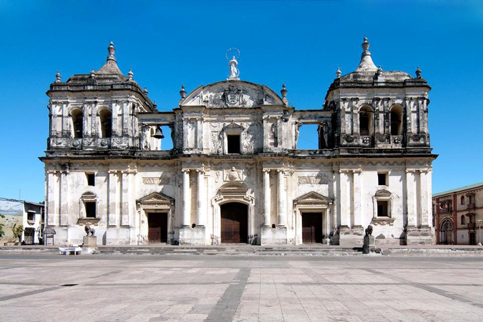 This colonial baroque cathedral has been a UNESCO World Heritage Site since June 2011. It was promoted to a basilica in the 19th century.