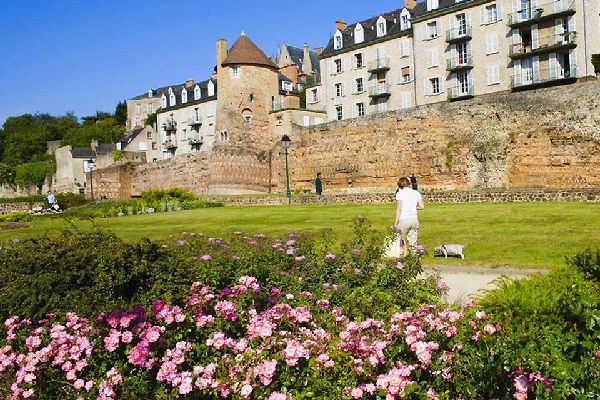 Le Mans is listed as a City of Art and History thanks to its important heritage that has held on to through the ages.
