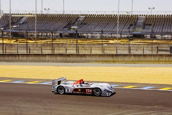 Le Mans is well-known for its racing circuit where the famous '24 hour race' is held every year.