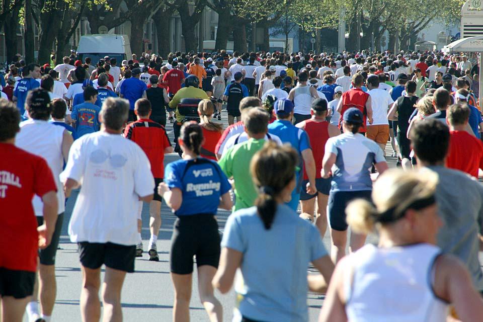 La ville de Linz possède un club de football, de hockey et de tennis de table mais la principale manifestation sportive reste le marathon.