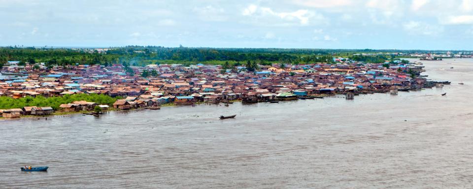 Afrique; Nigeria; Lagos;