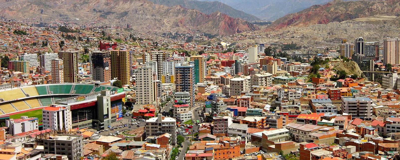 Amérique; Amérique du Sud; Bolivie; La Paz;
