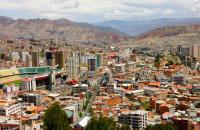 Built on several levels, at 11,808ft high, La Paz is very colourful. From the top of its 19,680ft, the Illimani mountain seems to watch over the Bolivian capital. Its museums and markets, notably in calle Sagarnaga, are not to be missed. The Tiwanaku museum has a collection of remains from the Pre-Colombian period, and the National Art Museum devotes part of its rooms to contemporary Bolivian art. ...