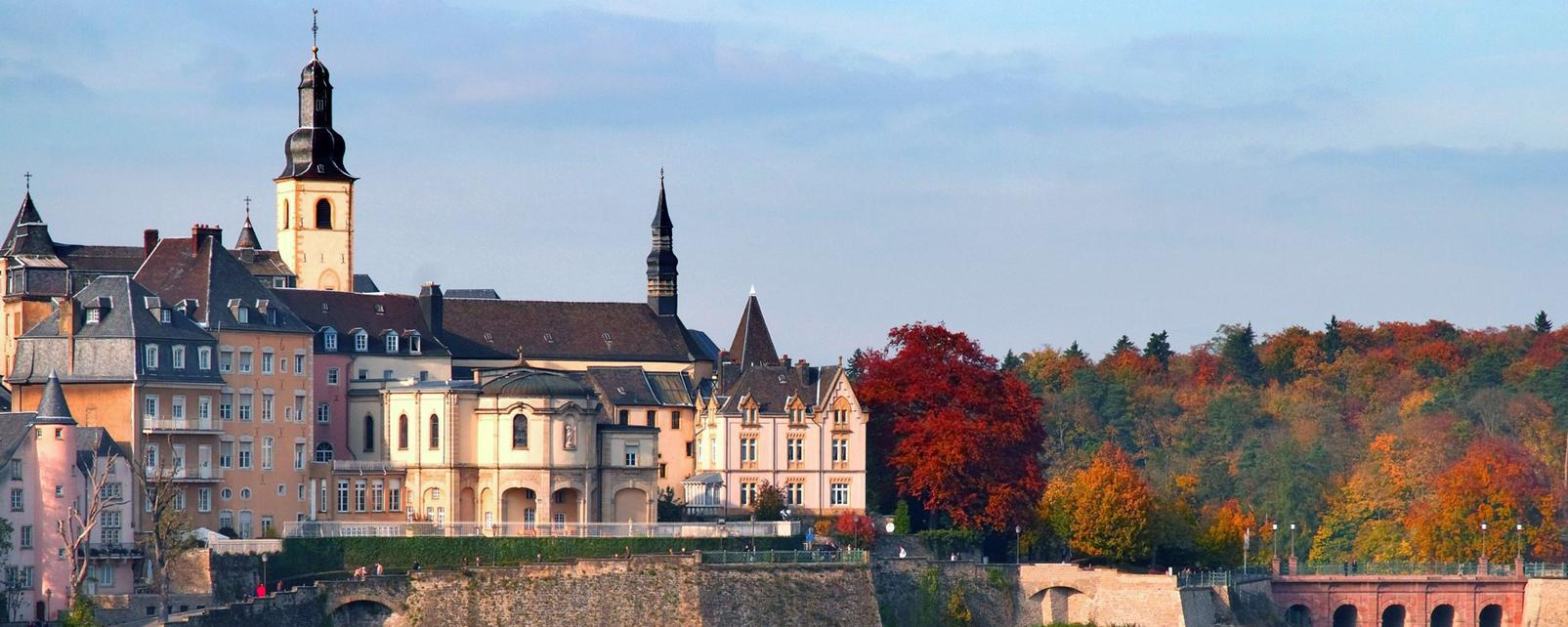 Weather Forecast Luxembourg In October Best Time To Go