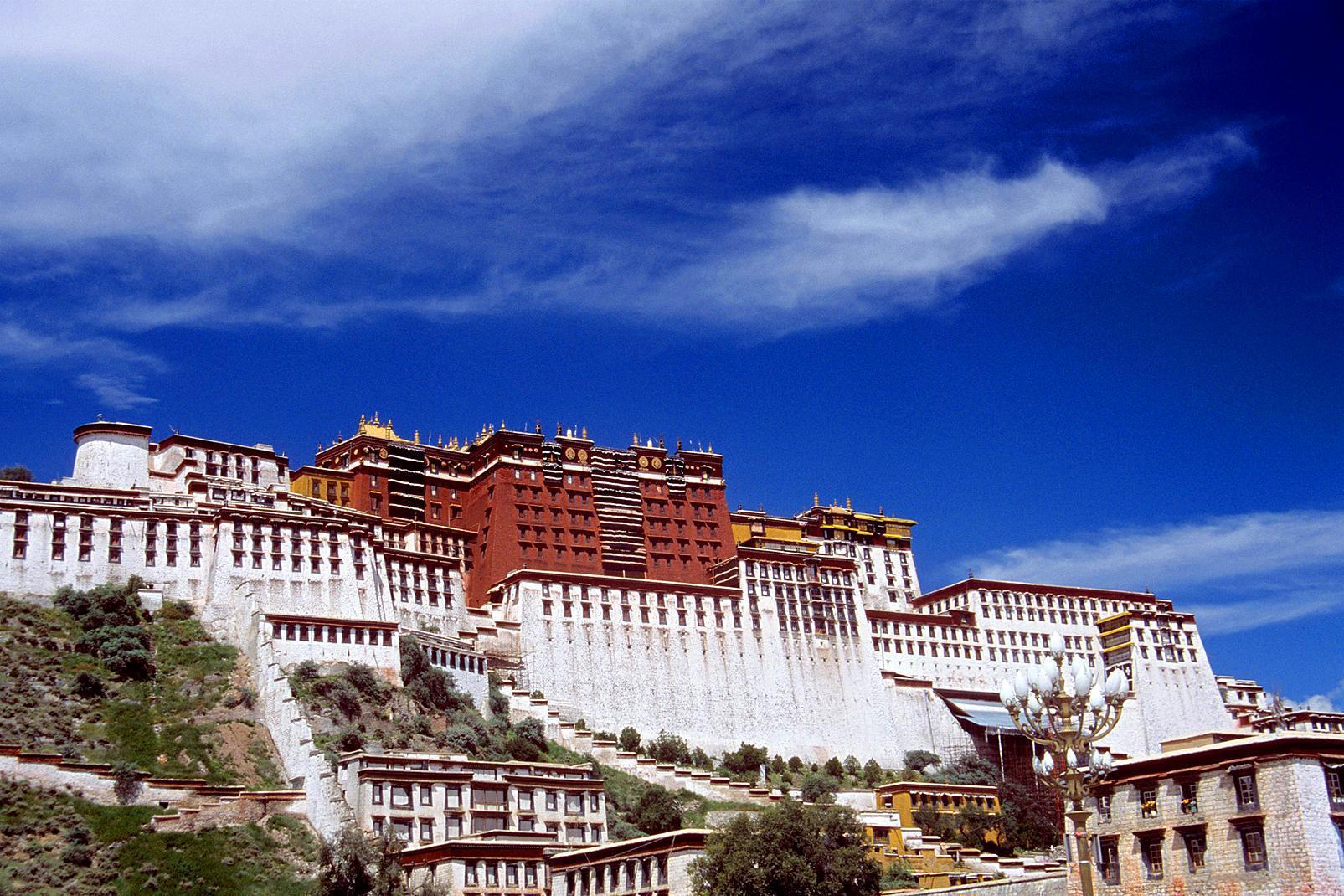 Asie; Chine; Tibet; Lhassa;