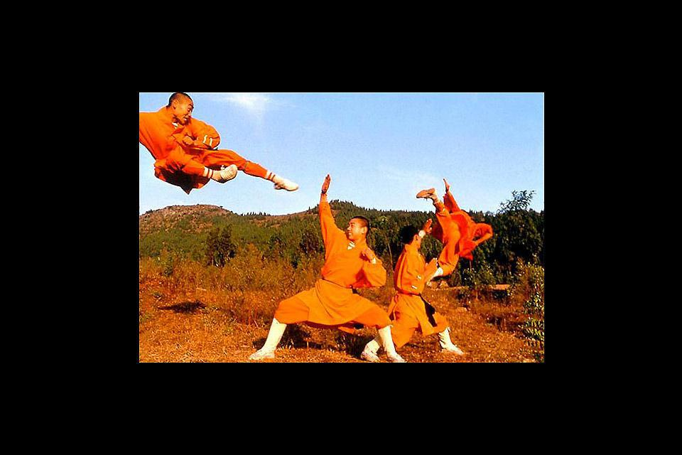 You can also plan to visit the Shaolin monastery (50 miles south-east), the birthplace of Chinese martial arts known around the world.