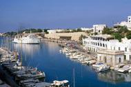 Ciutadella est la deuxième plus grande ville de Minorque, après la capitale Mao.