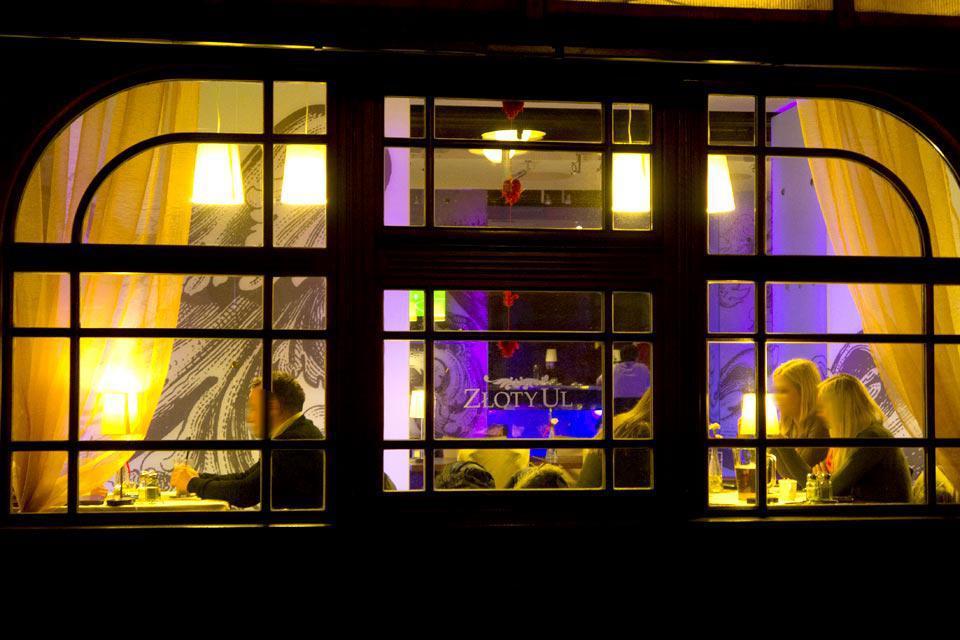 In Sopot kann man unter zahllosen Bars und Restaurants wählen.