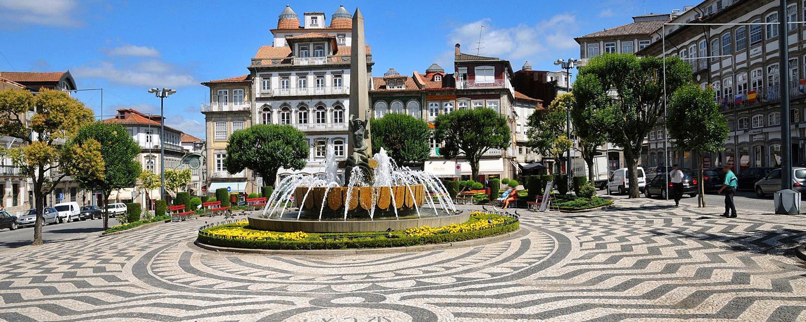 Europe; Portugal; Guimarães;