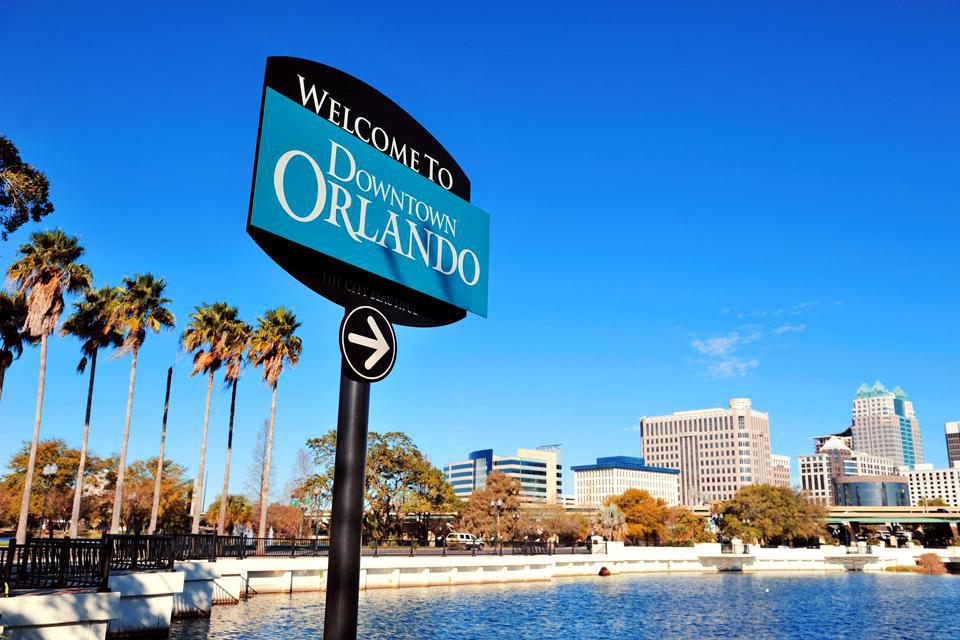 Orlando's city centre is one of the biggest city centres in central Florida. It is an important business district and a culturally dynamic place.