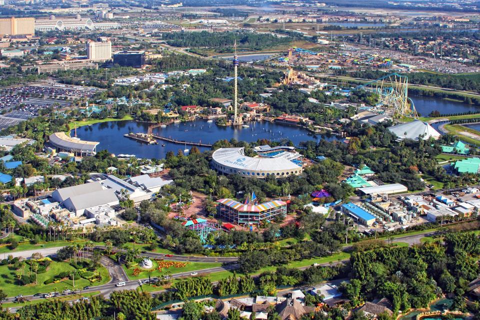 Le Sea World Orlando est un parc d'aventure marin à Orlando. Les animaux sont mis à l'honneur lors de nombreux spectacles.