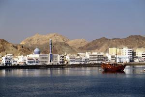 Moyen-Orient; Sultanat d'Oman; Mascate;