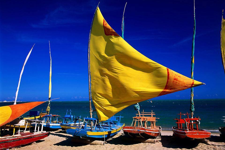 Maceio è famosa per le sue fantastiche spiagge di sabbia bianca.