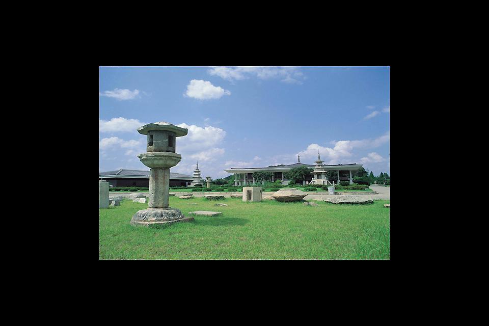 Il museo nazionale di Gyeongju