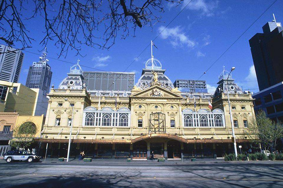 Melbourne ist gleich nach Sydney die zweitgrößte Stadt Australiens.