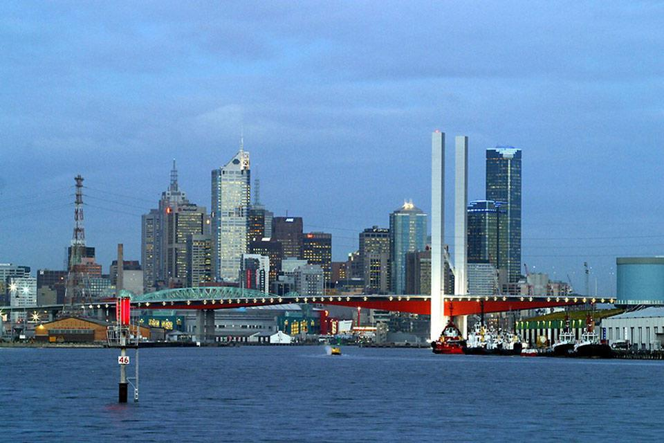 Melbourne is often thus considered because it hosts numerous cultural and sports events.