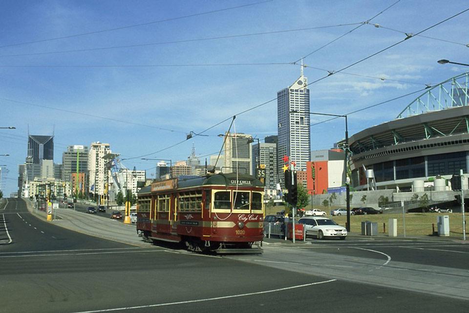 Die Stadt wurde 1835 gegründet.