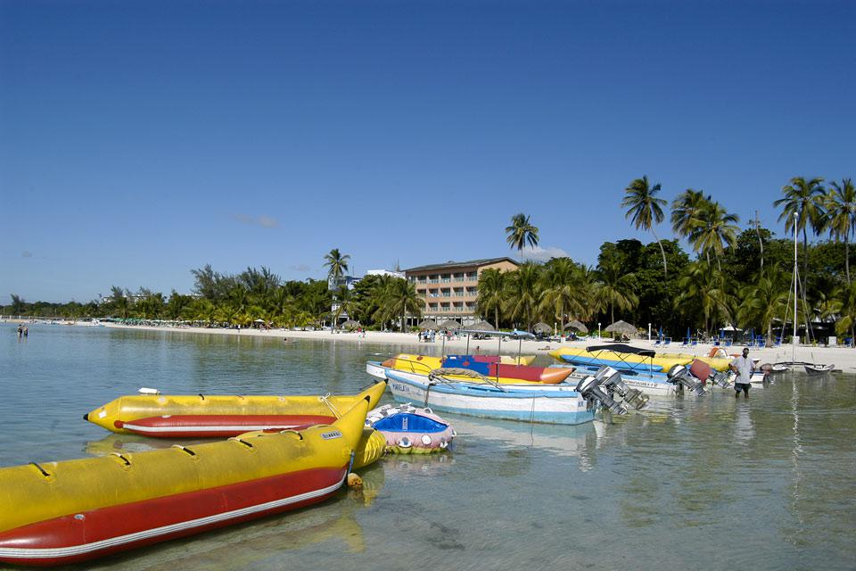 Boca Chica was the first village in the country to start attracting tourists, back in the 1950s.