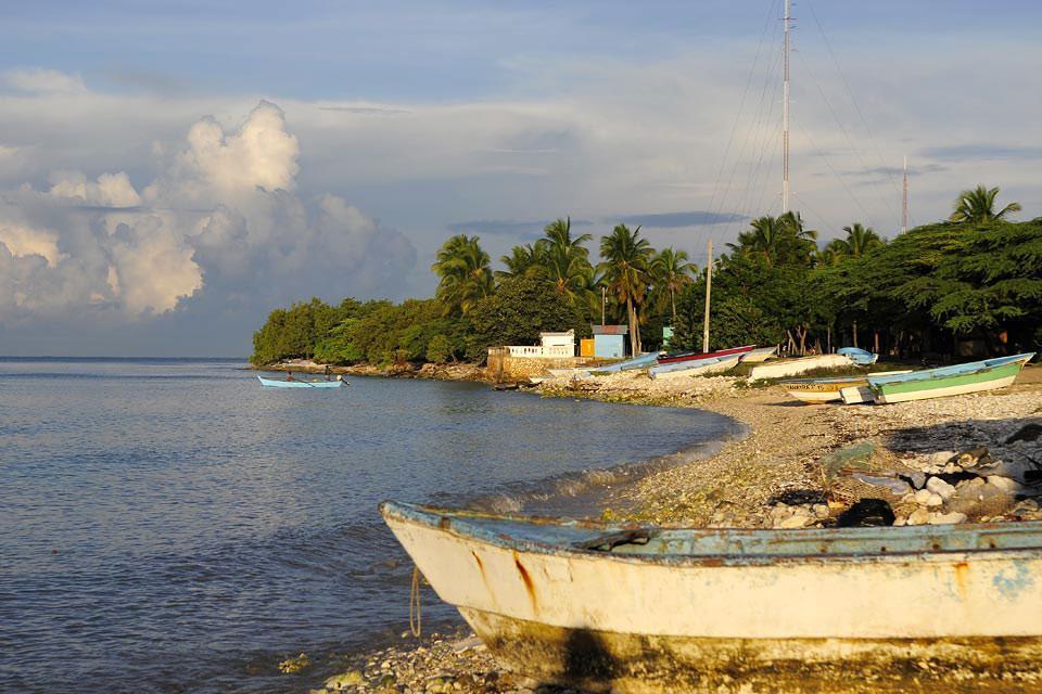 Un charmant village de pêcheurs.